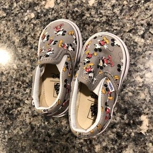 Vans Shoes - Mickey Mouse vans